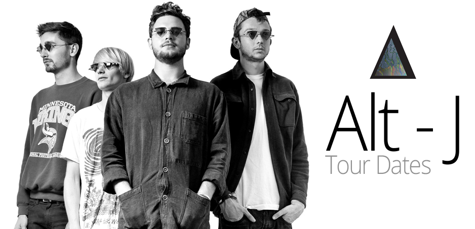 Alt-J Announce New Tour Dates for 2015 - The New Music Buzz